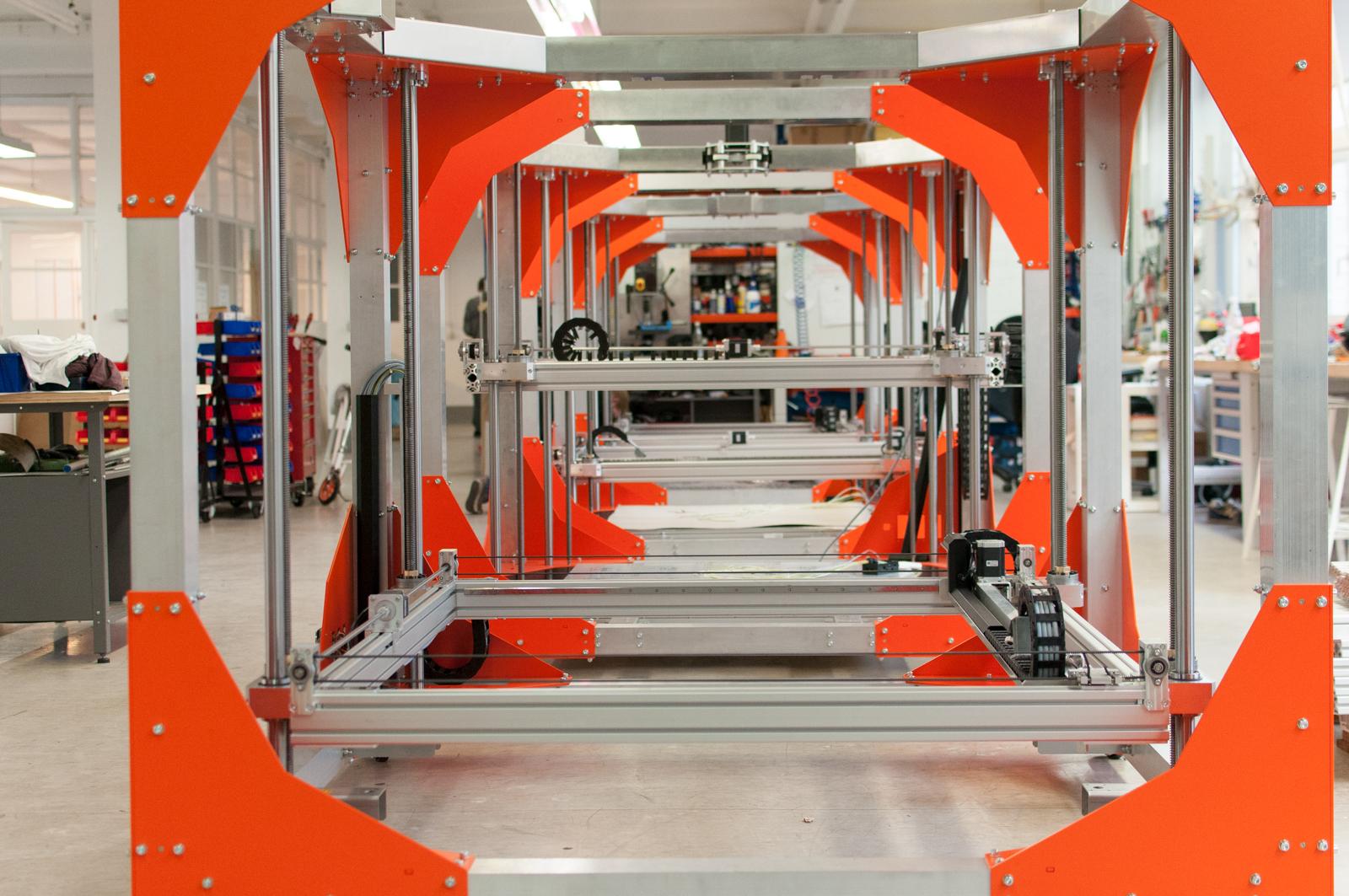 ビッグレップがTNOと高速3Dプリンターの研究開発協働契約を締結