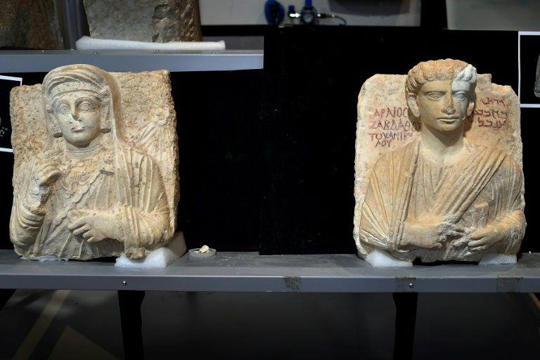 シリアの歴史遺産を3Dプリンターで修復