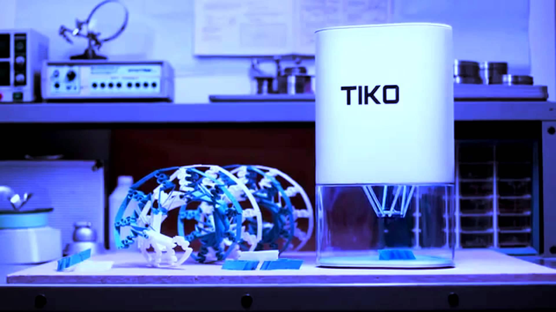 TIKO 3Dプリンター開発プロジェクトが中止と発表