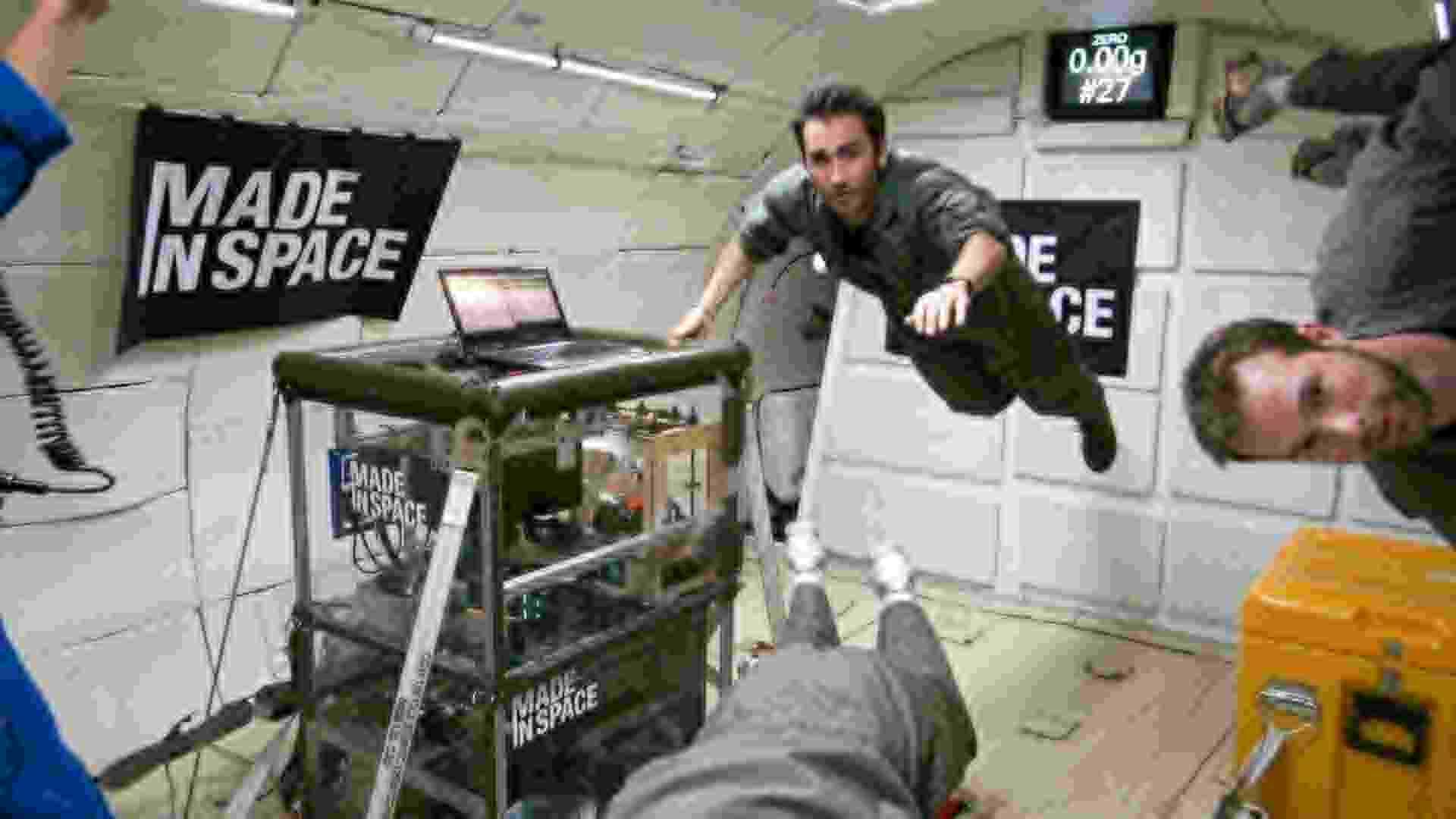 メイド・イン・スペース、国際宇宙ステーションでPEI/PCの利用を開始