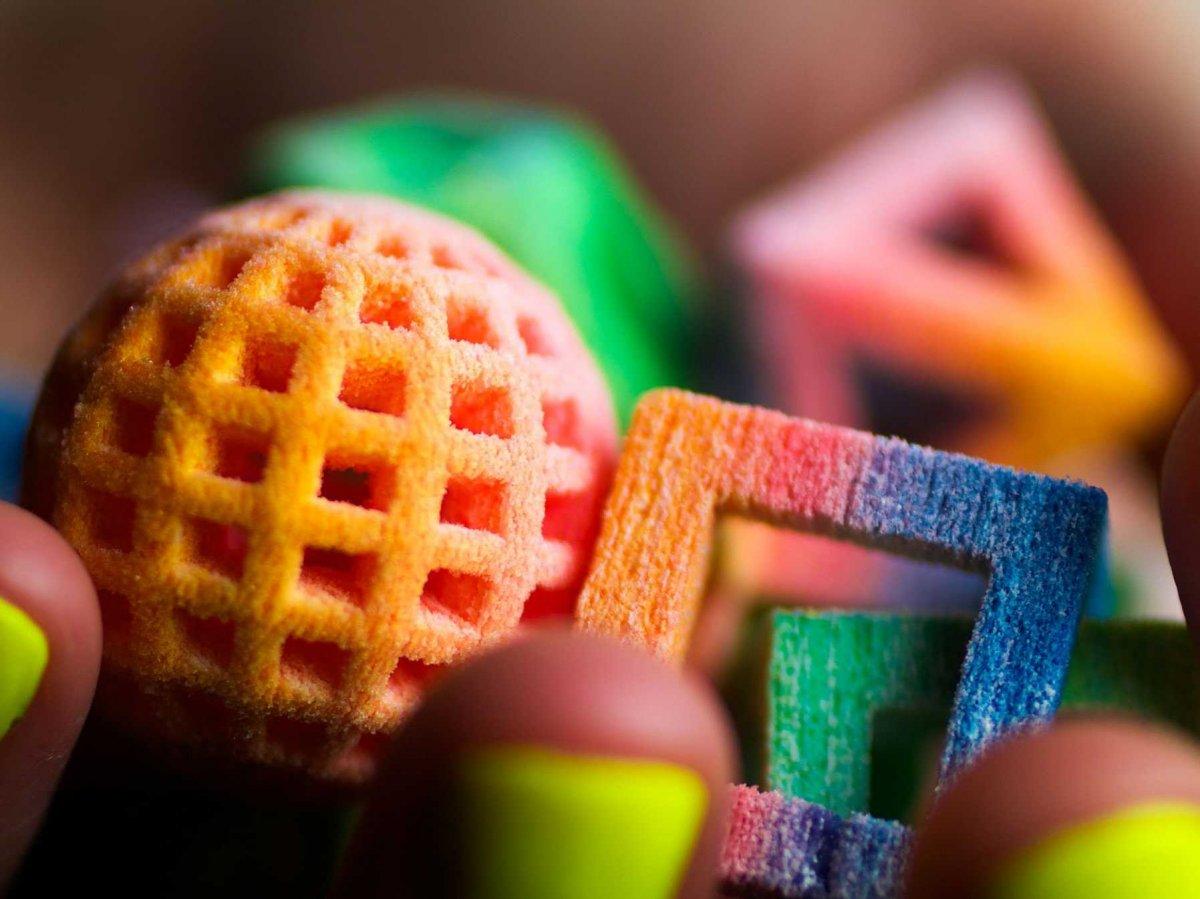 CSMベーカリーとスリーディーシステムズがフード3Dプリンターの開発で協働