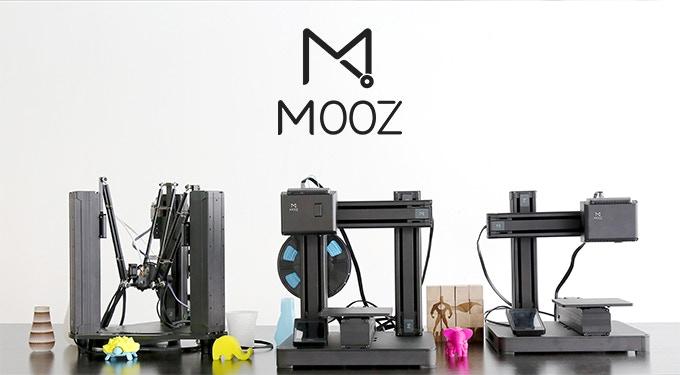3Dプリンター、CNCカーバー、レーザーエングレーバー一体型マシンのキックスターターキャンペーンが好調
