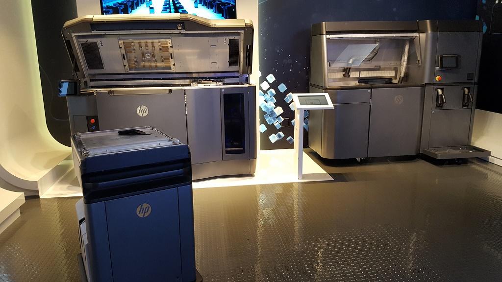 HPが最新型ジェットフュージョン3D4210プリンターをリリース