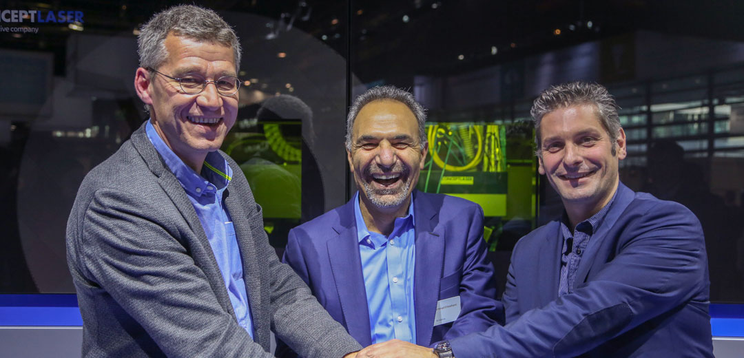 GEがベルギーのアディティブ・マニュファクチャリング用ソフトメーカーを買収