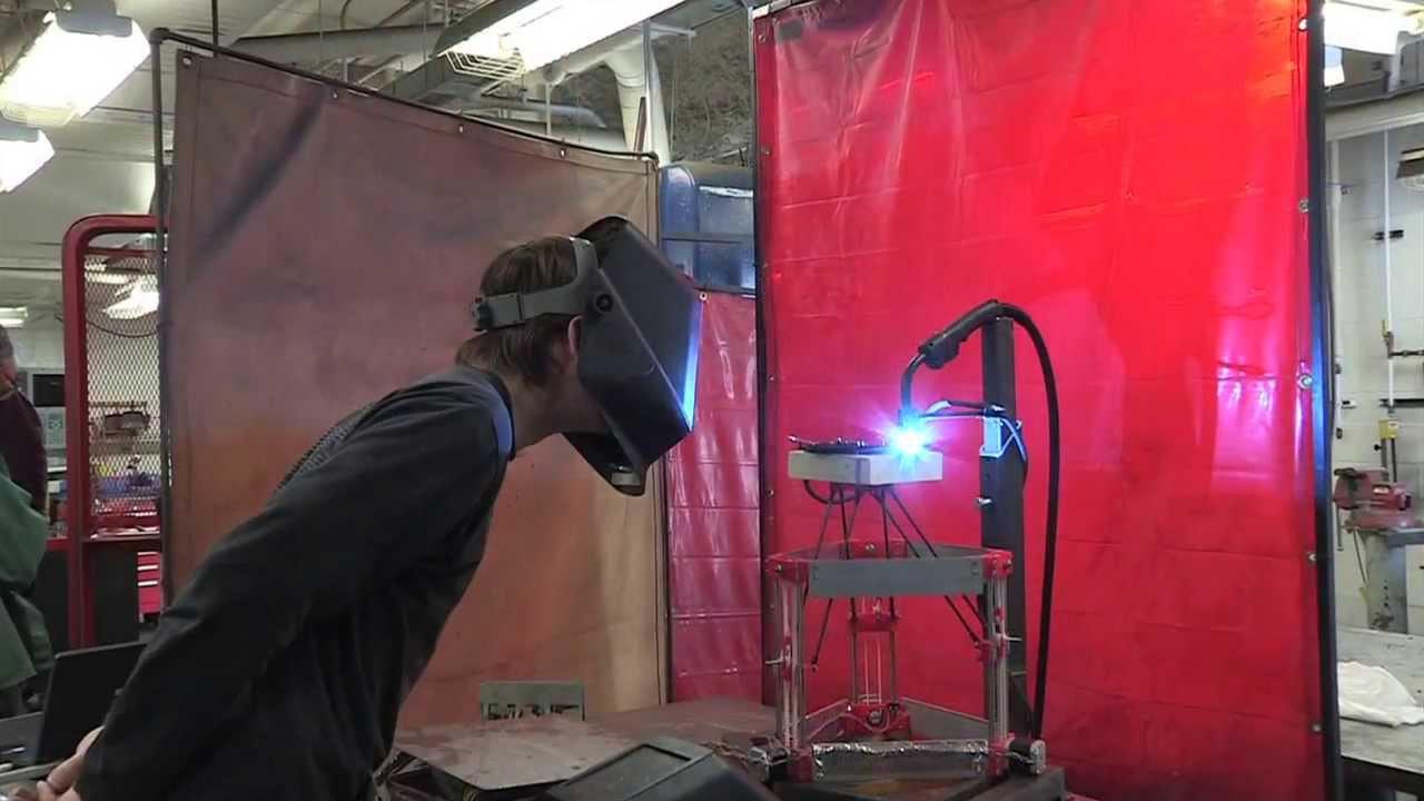 ミシガン工科大学のエンジニアが価格1,200ドルのオープンソース・メタル3Dプリンターを開発