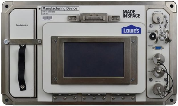 メイド・イン・スペースの宇宙3Dプリンターが運用開始から2年を経過