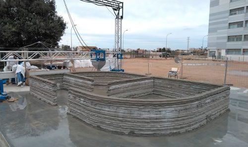 スペイン初の3Dプリント住宅が完成