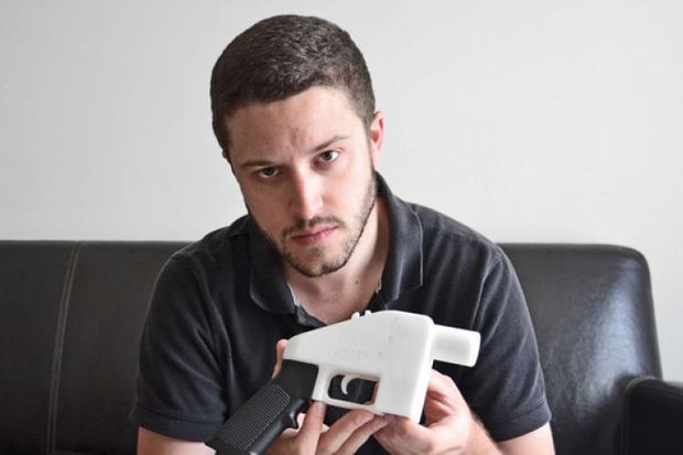 コーディー・ウィルソン氏が3Dプリント銃の3Dモデル公開問題で米国務省と和解