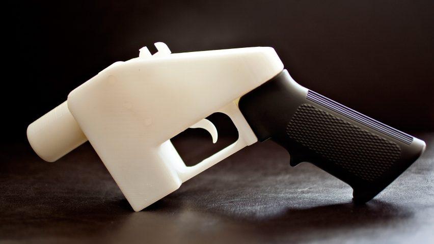 米国連邦地裁が3Dプリント銃の3Dモデル公開に仮差止命令