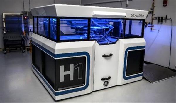 GE傘下企業が機関車用部品の3Dプリンターによる製造試験を開始