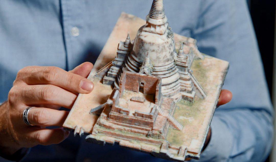 グーグル、ストラタシス、サイアークが、共同で世界文化遺産の3Dスキャニング・3Dプリンティングプロジェクトを開始