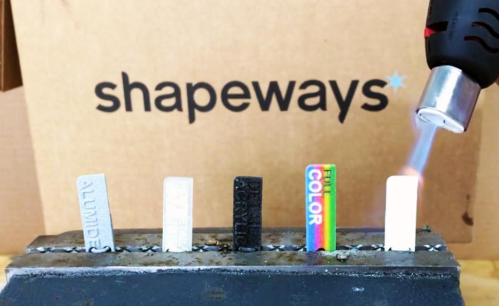 シェイプウェイズがカーボンの3Dプリンター出力サービスを開始