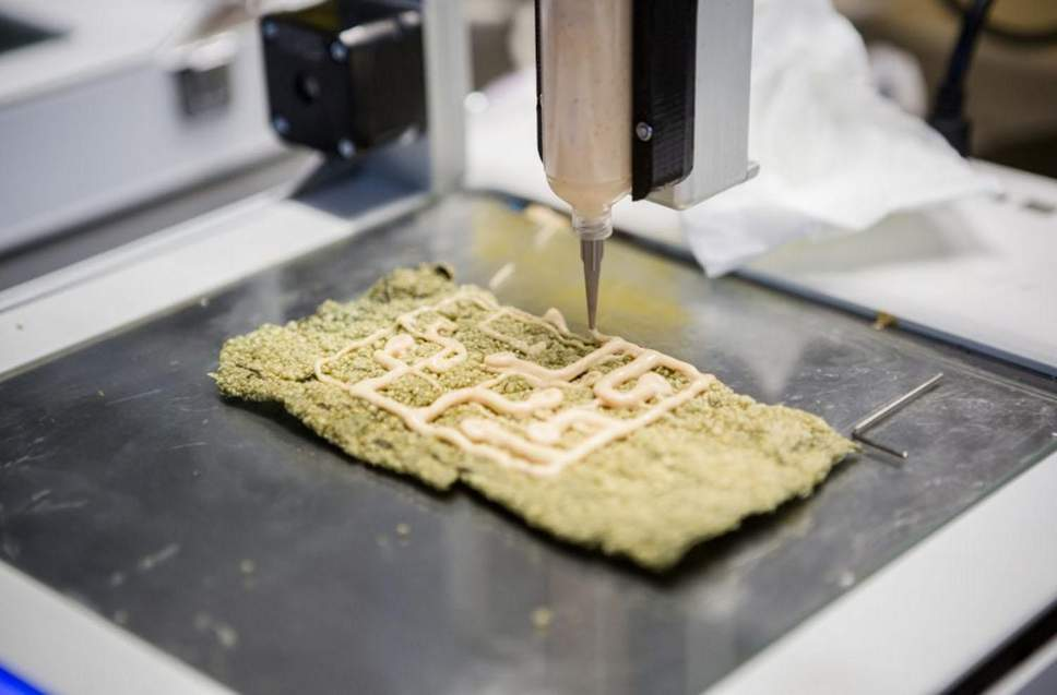 イギリスの研究機関がフード3Dプリンターの基礎研究を実施