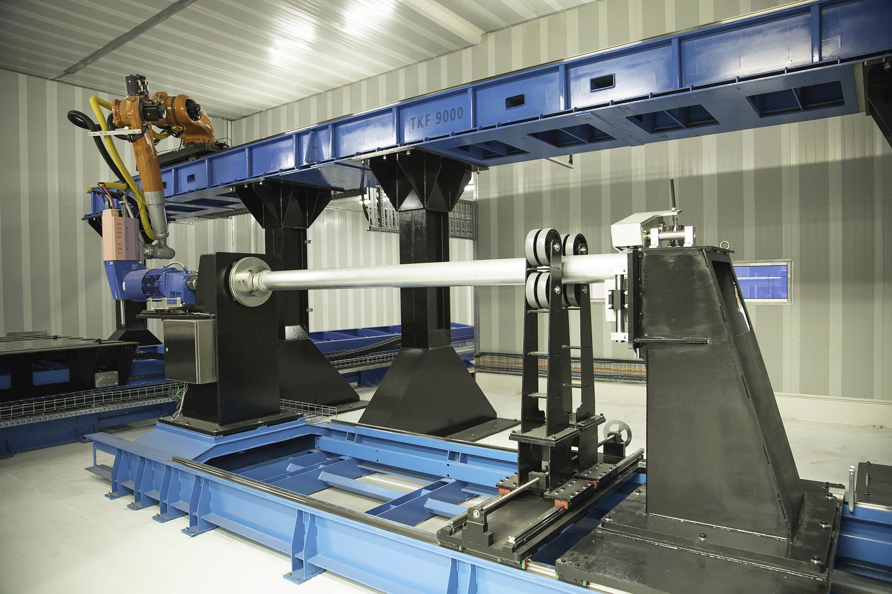 オーストラリアのサービスビューローが世界最大のチタン製ドローンを3Dプリンターで製造