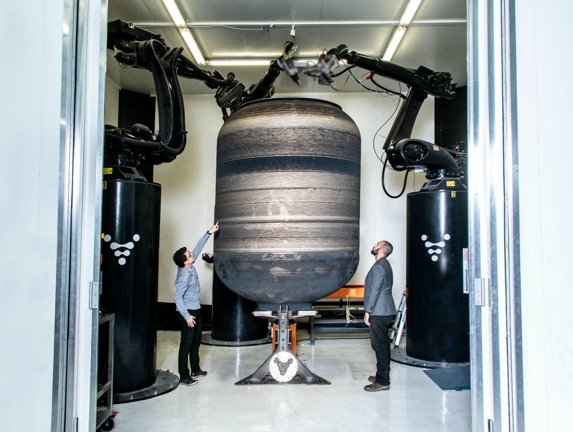 リラティビティ・スペースが、NASAのステニス宇宙センターに大型3Dプリンティング工場を開設