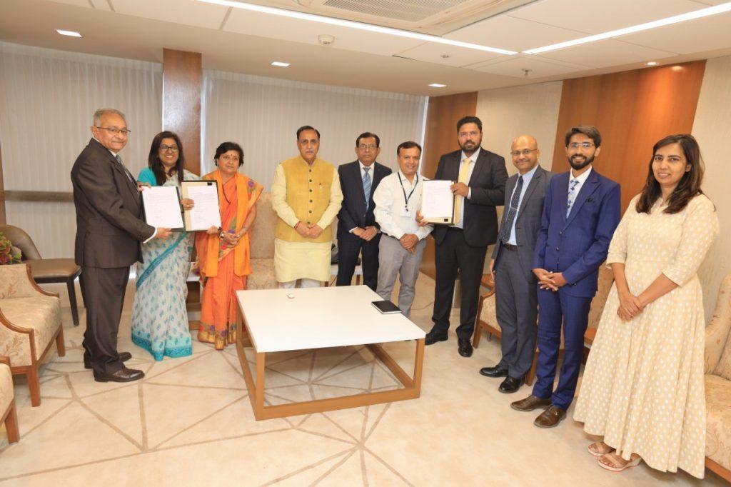インド・グジャラート州が米国3D技術研究所、スリーディーシステムズと研究開発センター開設のMoUを締結