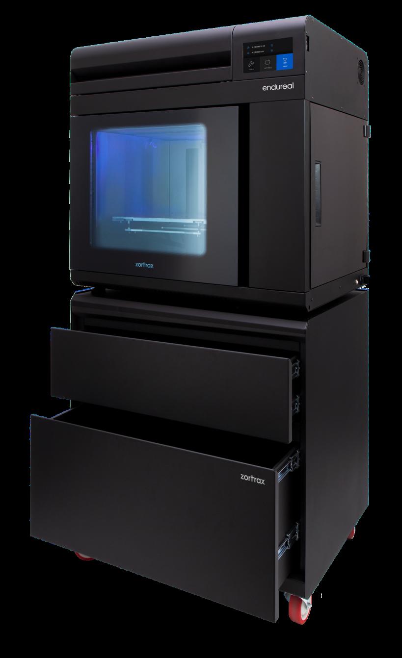 ゾートラックスがハイパフォーマンス・ポリマー3Dプリンターをリリース
