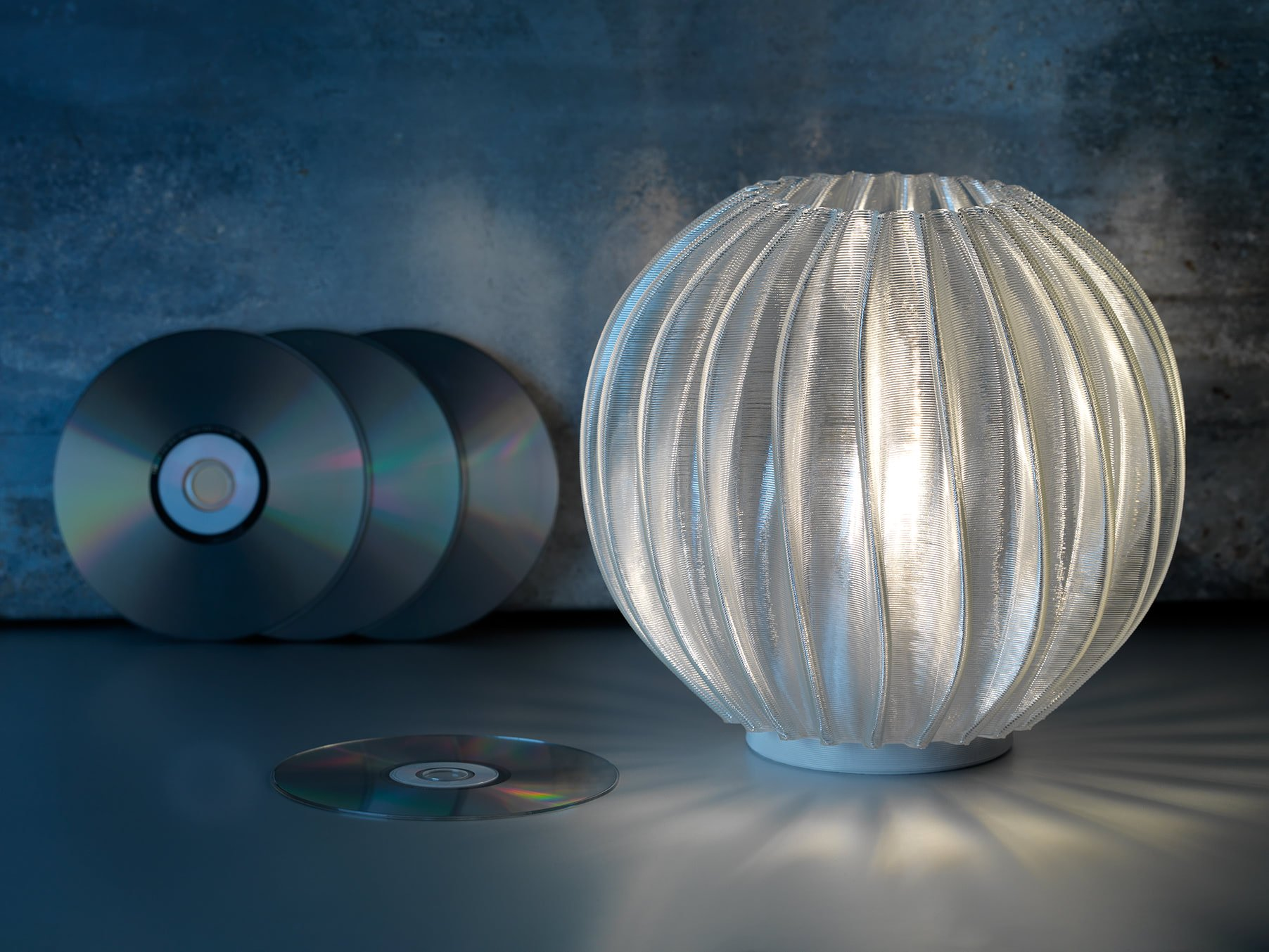 シグニファイがテーラーメイドのライトシェード3Dプリンティングサービスを開始