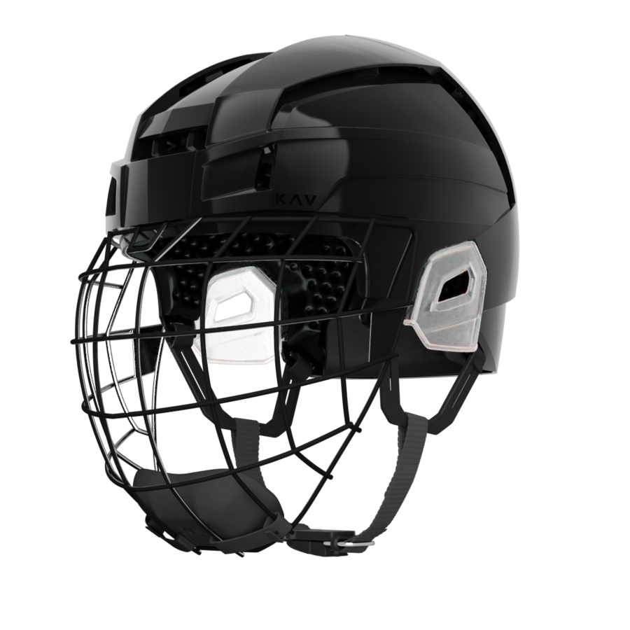 シリコンバレーのスタートアップ企業が3Dプリンターでアイスホッケー用ヘルメットを製造