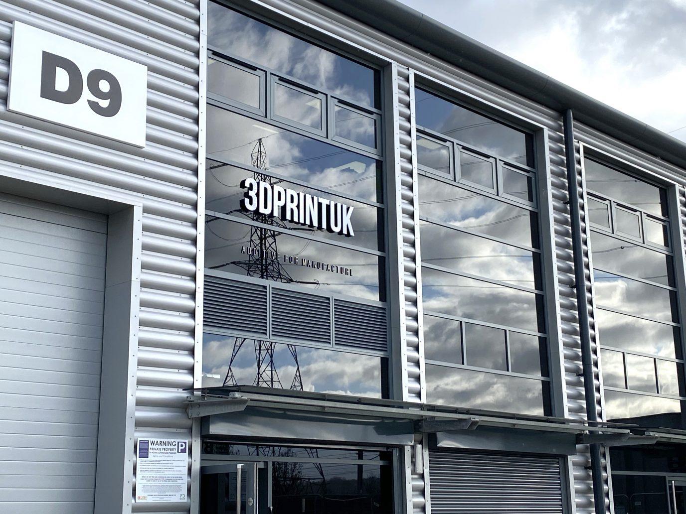 イギリスの大手3Dプリンティング・サービスビューローが新ヘッドクォーターへ移転