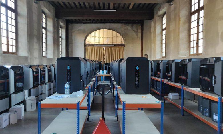 パリの大手病院ネットワークが60台のストラタシスの3Dプリンターを導入