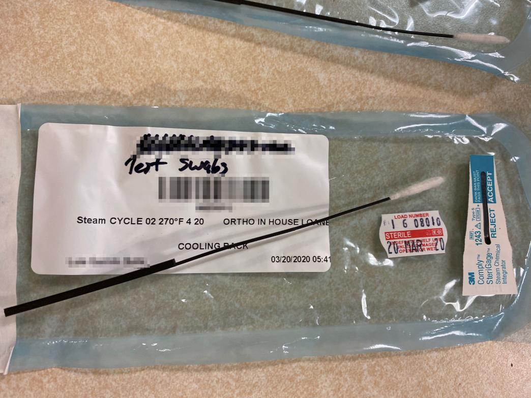 マークフォージドが新型コロナウィルス検査用スワブの製造を開始