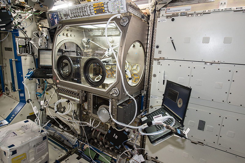 国際宇宙ステーションで3Dプリンターの利用が広がる