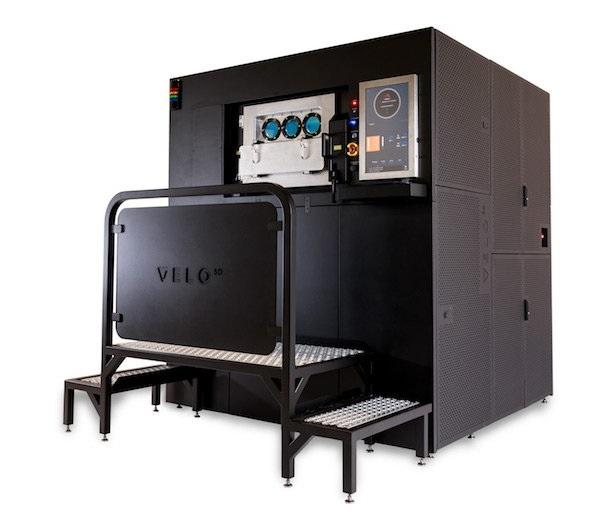 VELO3Dが1200万ドルの資金調達に成功