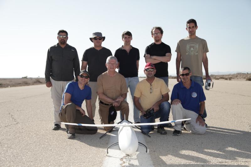 イスラエル国防省が3DプリントUAVのテストフライトに成功