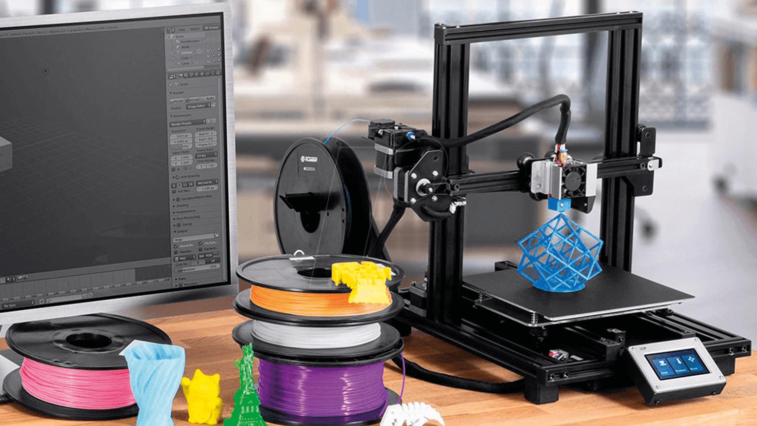 3Dプリンターアカデミーのキックスターターキャンペーンが開始