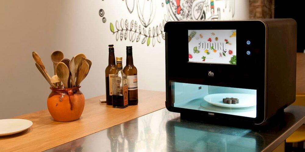 介護施設でのフード3Dプリンターの導入が拡大