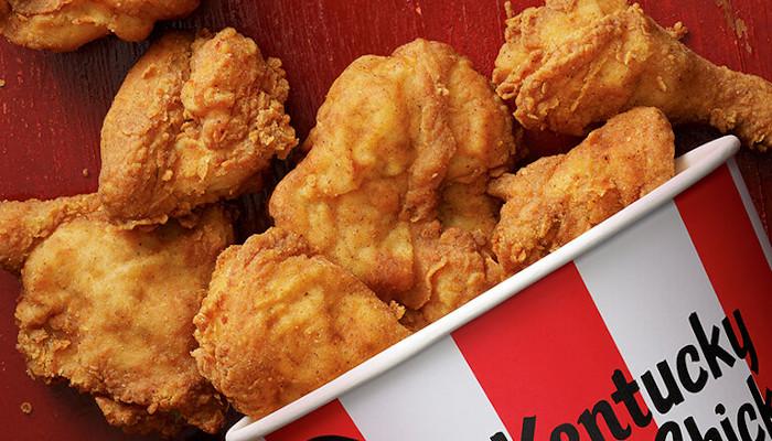 ケンタッキーフライドチキンが3Dプリント・チキンナゲットの提供を開始