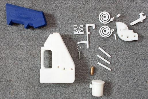 ワシントン州在住の男が3Dプリント銃の製造と所有で逮捕