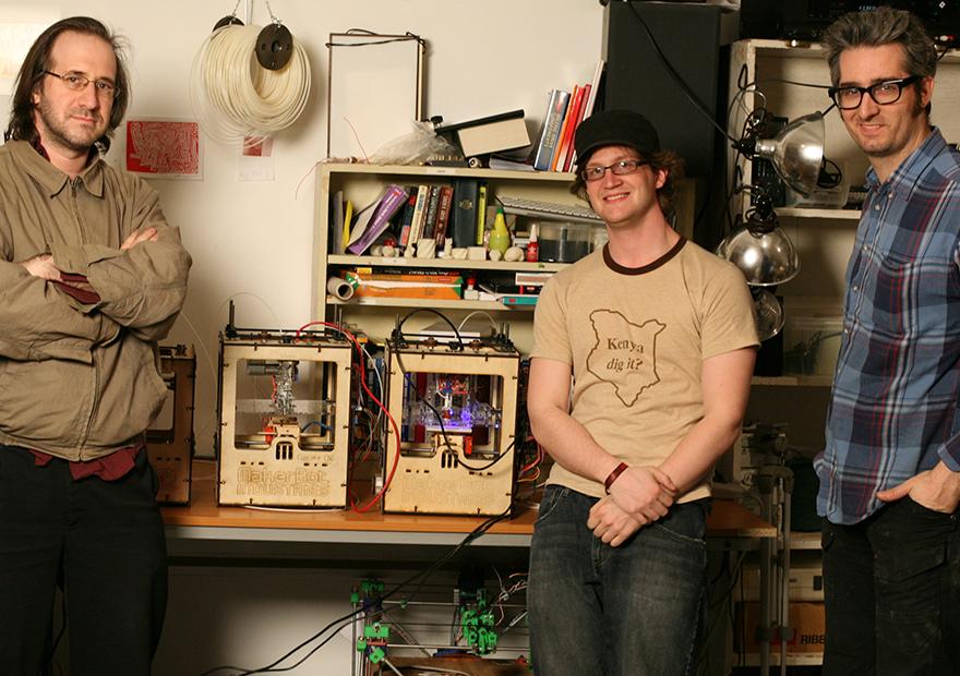 メーカーボット、サムスンと共同でヨーロッパでの3Dプリンター教育活動を展開