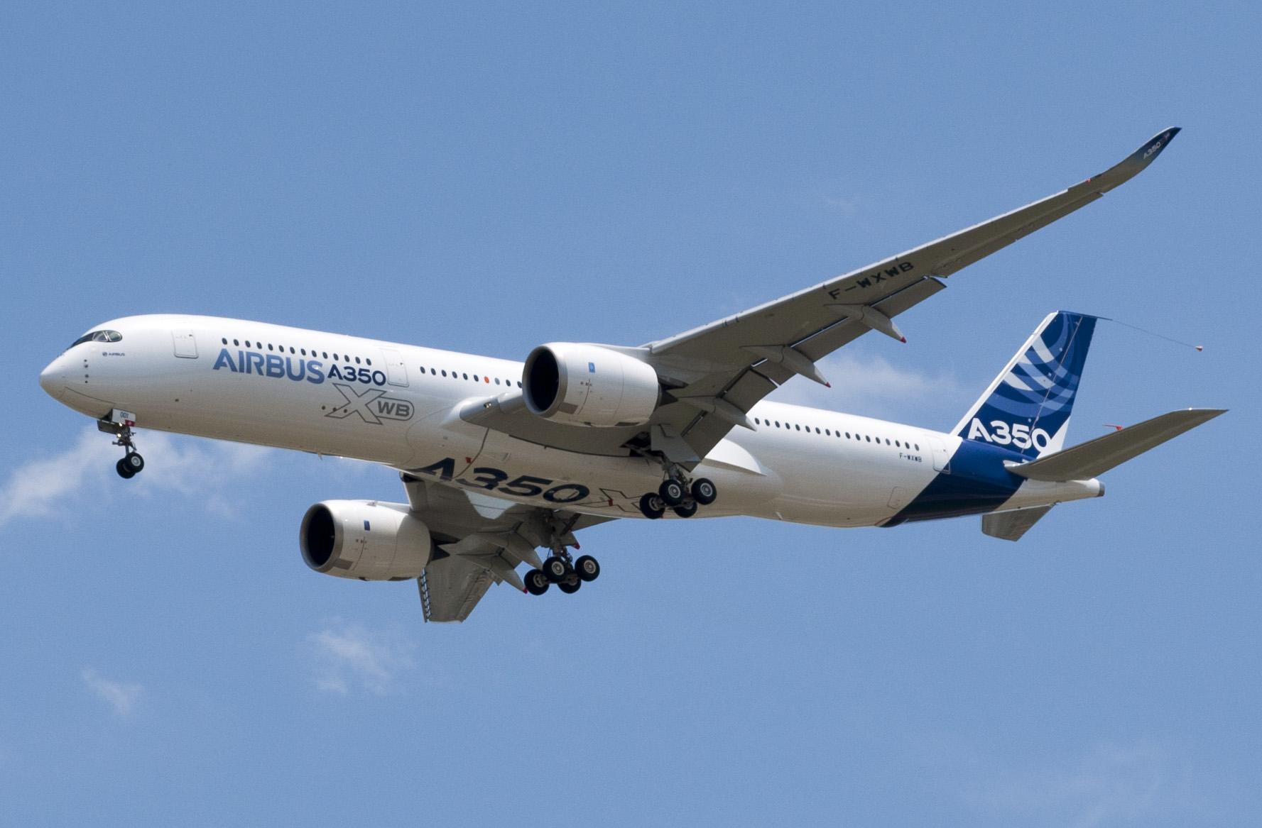 エアバス、ストラタシスが開発した3Dプリンター素材を新型旅客機製造に採用