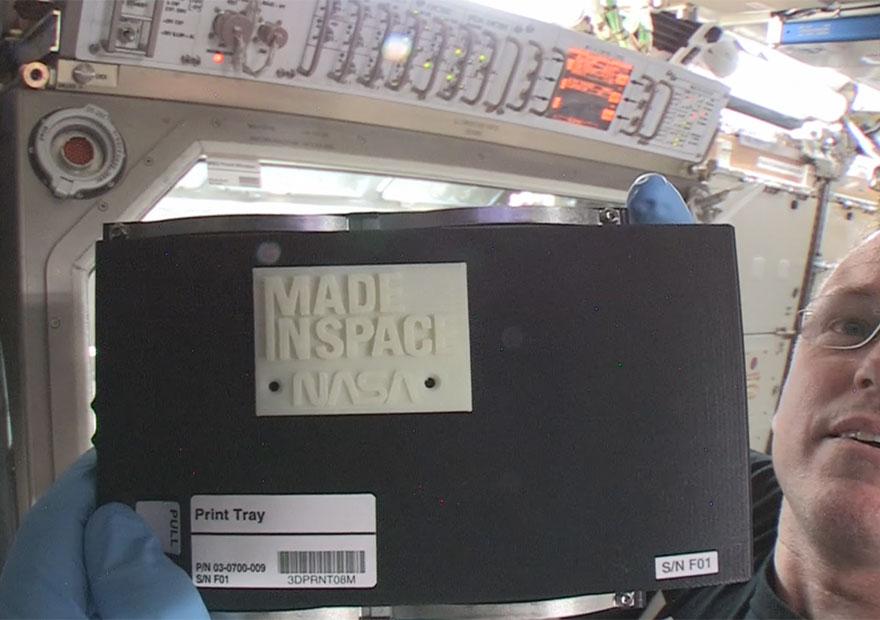 NASA、二台目の3Dプリンターを国際宇宙ステーションに輸送