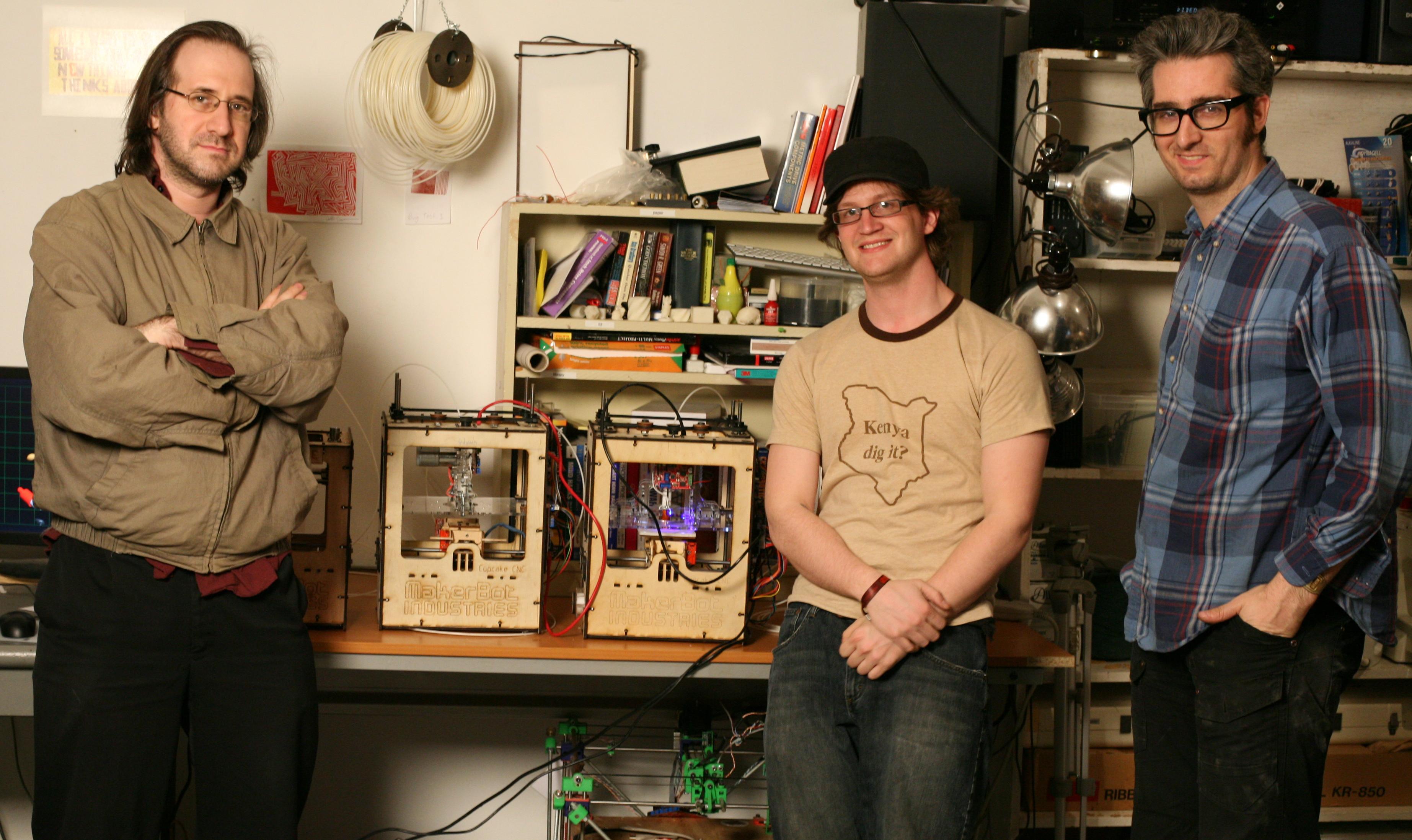 メーカーボットインダストリーズ創業者がカスタムギフト製造ベンチャー企業を立上げ