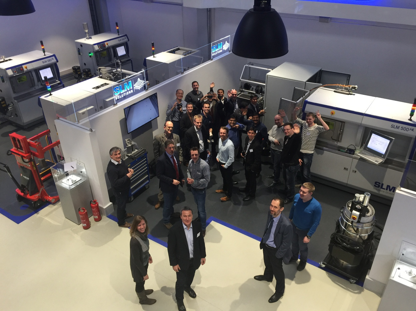 GE、SLMソリューションズTOB買収オファーを正式に取り下げ