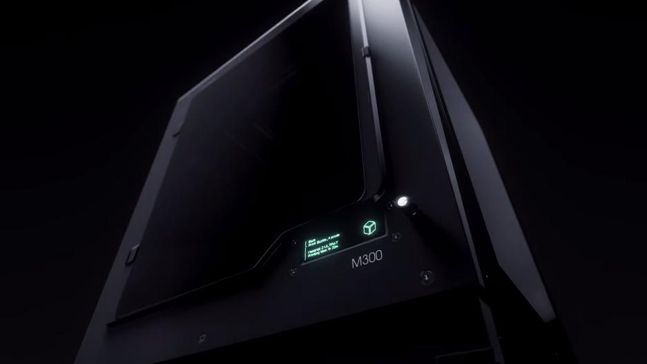 ゾートラックス、新型3Dプリンター「M300]をリリース