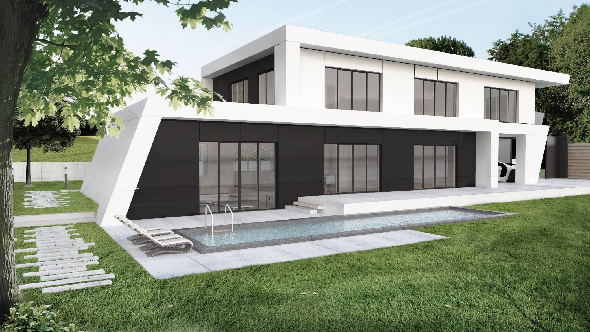 アメリカのベンチャー企業がドバイに3Dプリント住宅を建設へ