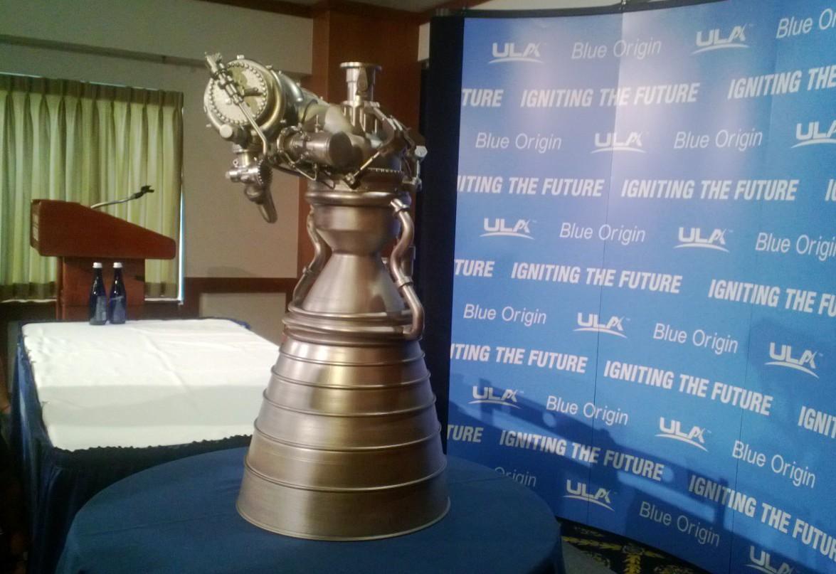 ブルーオリジンが3Dプリンターで次世代ロケットエンジンの主要パーツを製造