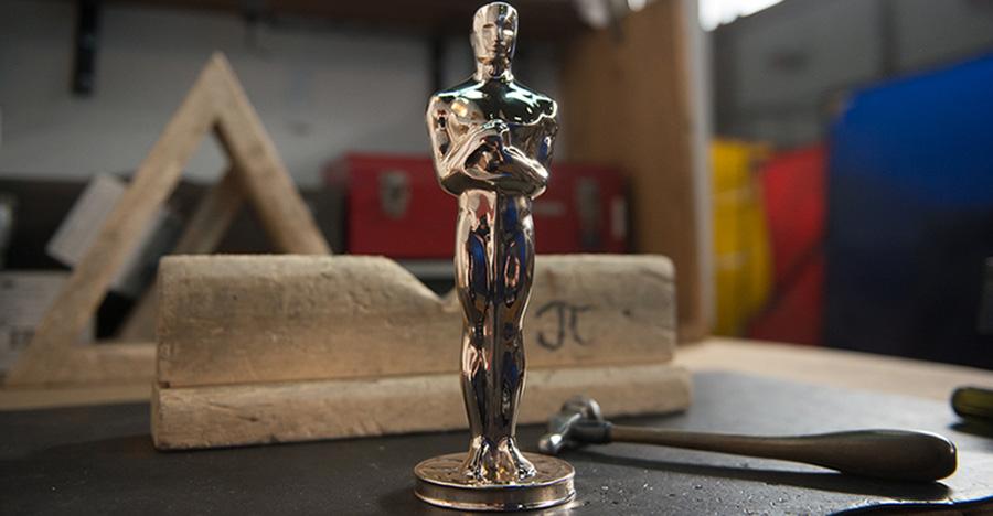 今年のアカデミー賞のオスカー像が3Dプリンターで製造