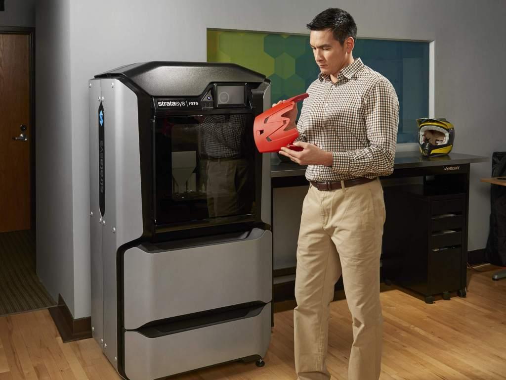 ストラタシス、最新3Dプリンター「F123シリーズ」を公開