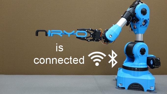 3Dプリントロボットアームのキックスターターキャンペーンが好調