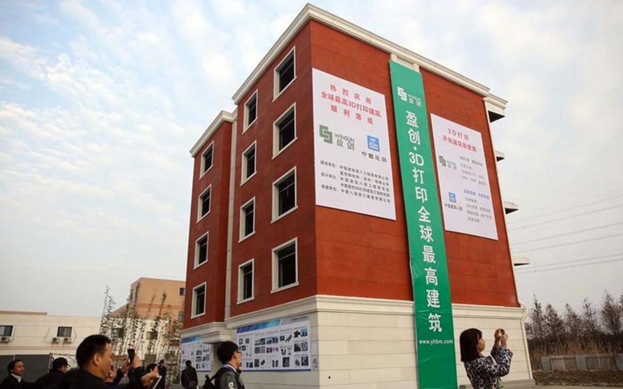 中国の3Dプリント建設企業がサウジアラビアに100台の建築3Dプリンターをリース