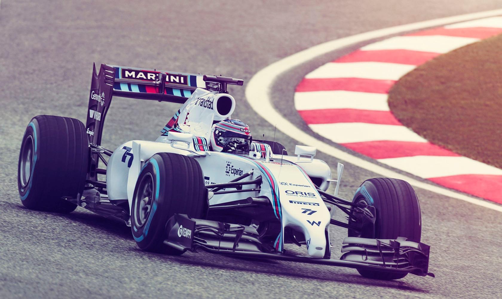 ウィリアムズ・マルティーニF1レーシングチームが3Dプリンターをパーツ作りに使用