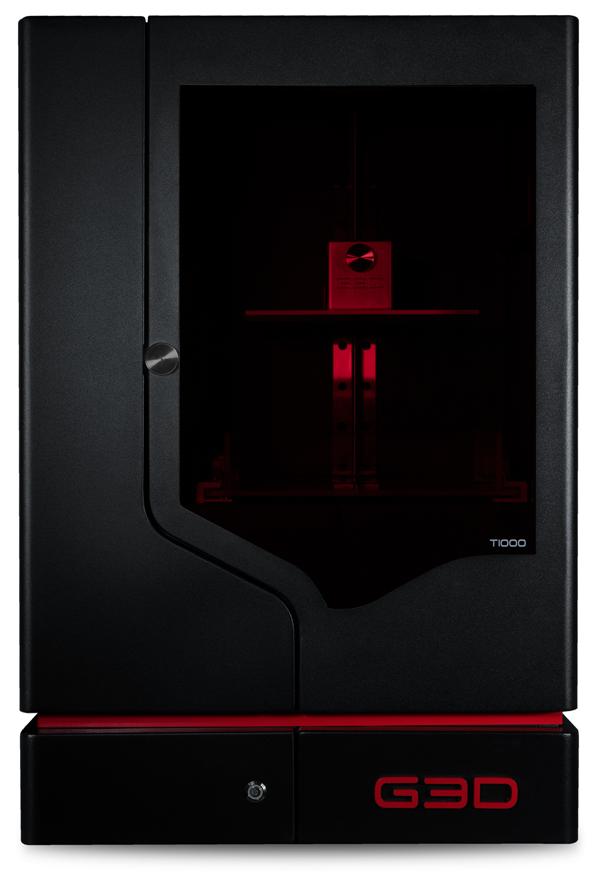 価格1900ドルの高性能SLA3Dプリンターのクラウドファンディングキャンペーンが開始
