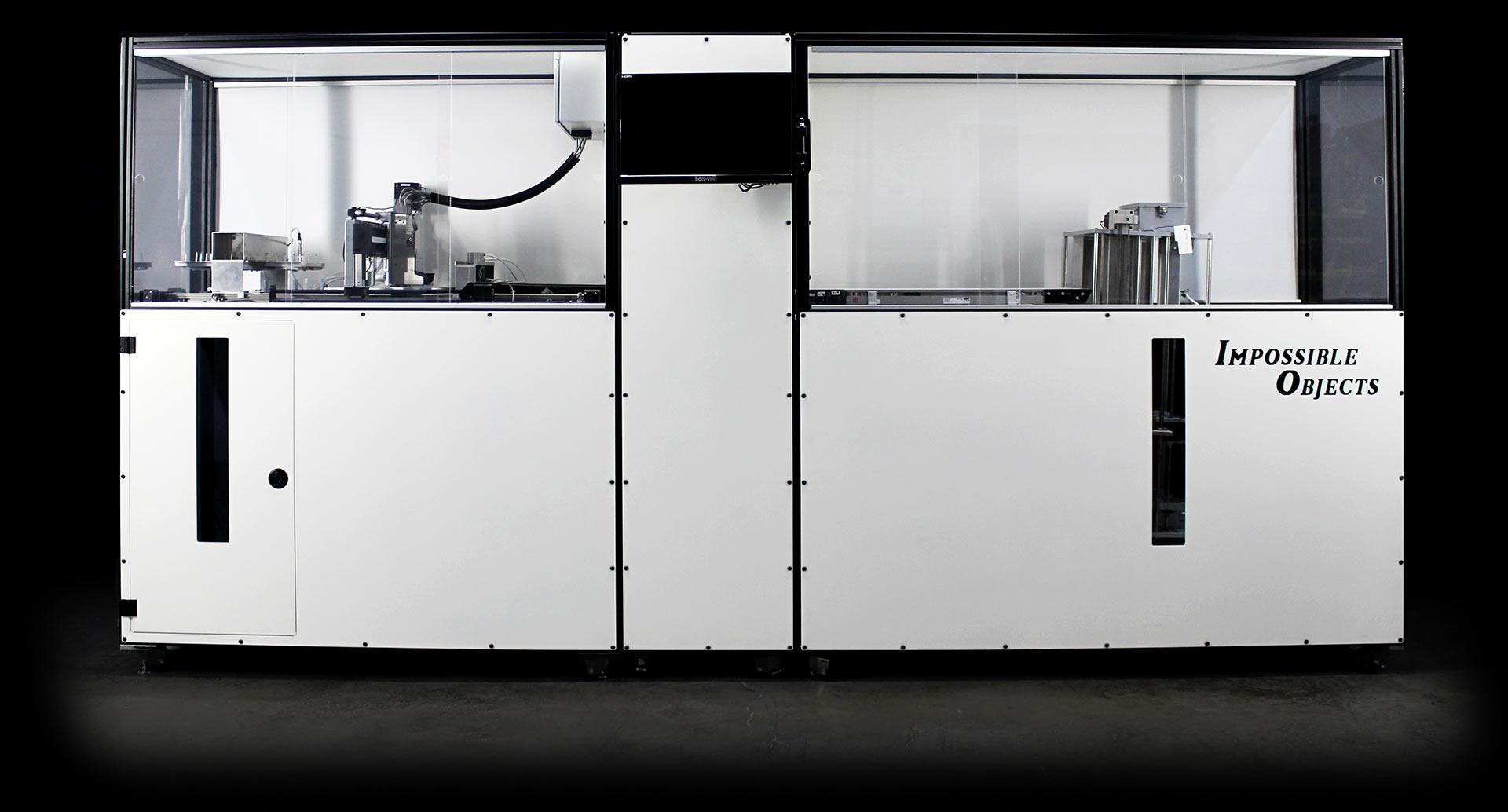 インポシブル・オブジェクツが混合素材造形3Dプリンターをリリース