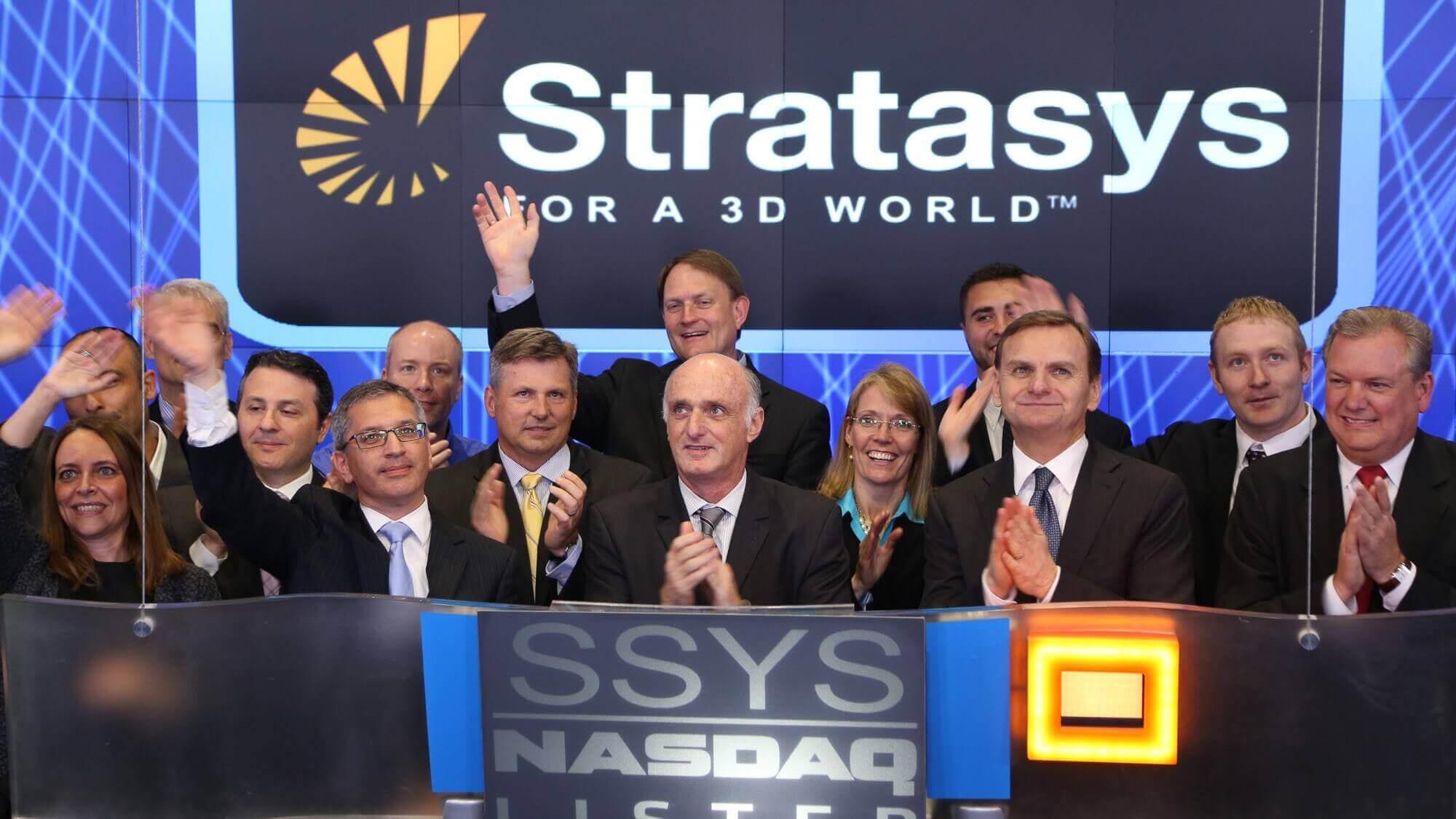 ストラタシス、2017年度第一四半期決算を発表