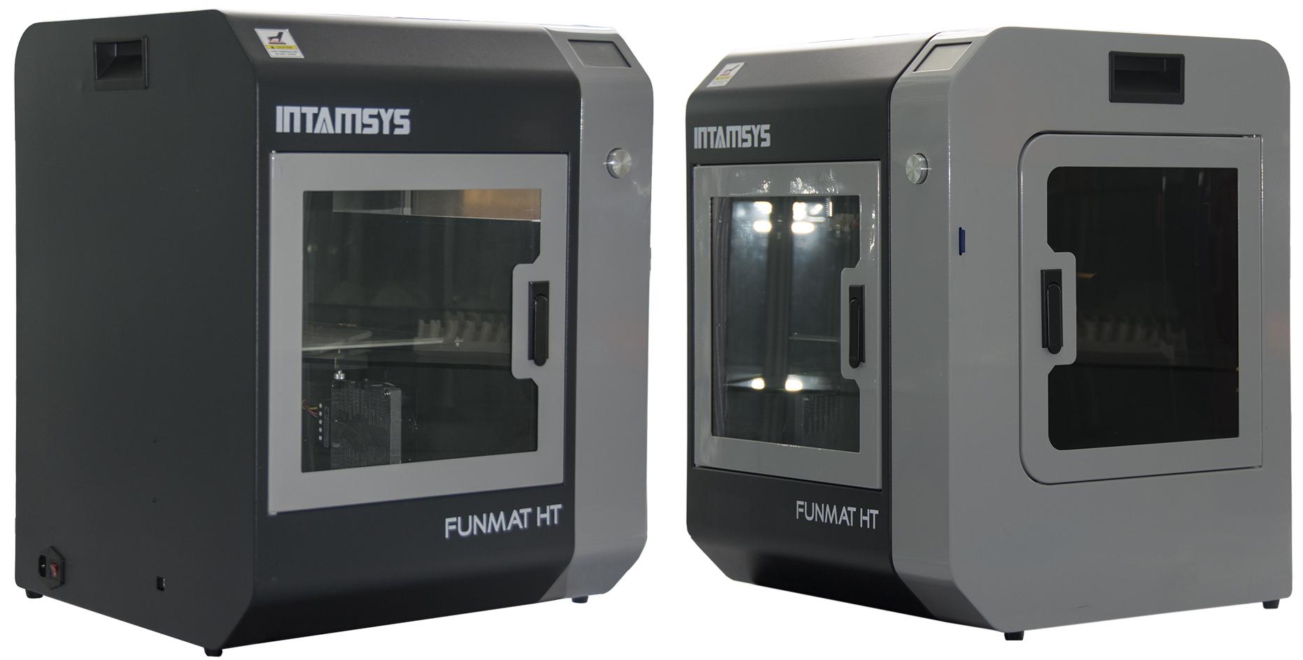 INTAMSYSがプロフェッショナル高温3DプリンターFUNMAT HT3Dプリンターをリリース